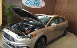 Evento Ford Fusion