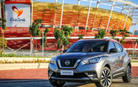 Nissan Rio 2016
